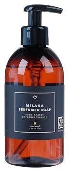 <b>Мыло жидкое Grass Milana</b> Oud Rood парфюмированное ...