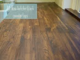 ikea butcherblock countertops part 1