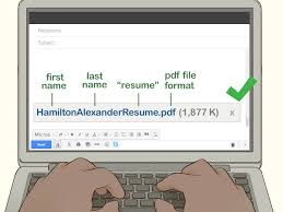 How To Email A Resume Easy Ways To Write A Subject Line When Sending Your Cv By Email