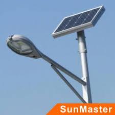 30W Solar LED Street Light System With Metal ArmHighway In Phnom Solar System Street Light