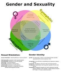 Identity Venn Diagram Sexuality Vs Gender Identity Imgur