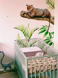 Behang Kinderkamer Jungle