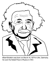 Small Picture Albert Einstein Coloring Page crayolacom