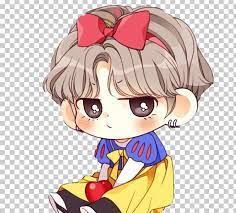 Available in a range of colours and styles for men, women, and everyone. Bts Chibi Drawing Anime Fan Art Png Clipart Anime Brown Hair Bts Bts Fanart Cartoon Free