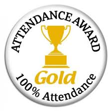Image result for 100% attendance