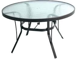 full size of round glass top patio table with umbrella hole replacement rim clips tops stone