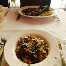 fine dining in rosemont il. photo of villagio - rosemont, il, united states. mushroom linguini and chicken marsala fine dining in rosemont il e