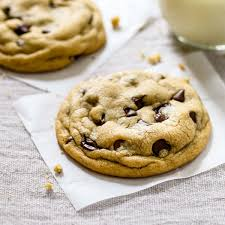 gooey chocolate chip cookies. Modren Gooey For Gooey Chocolate Chip Cookies R
