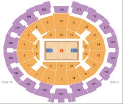 Sweetwater Performance Pavilion Seating Chart Purcell Pavilion At Joyce Center Seating Chart Notre Dame