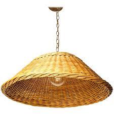 Ikea Rattan Light Woven Pendant Light Babyde Co