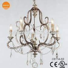 copper chandelier