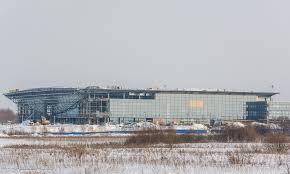 Контрольный срез Что стало с проектами Басаргина Недвижимость  Новый аэропорт