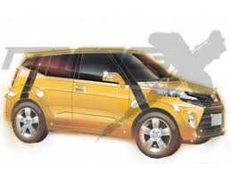 New Toyota Compact SUV To Take On Honda's Vezel