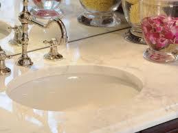 choosing bathroom countertops