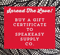 Holiday Gift Certificates Gift Certificate To Speakeasy Supply Co Holiday Gift Christmas Gift Speakeasy Scarf Hidden Passport Scarf Travel Gear
