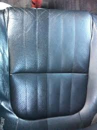it does darken the leather it does not leave the leather feeling greasy oily or slippery it dries and feels like newish leather