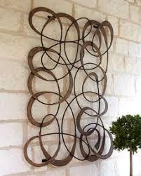 mingling circles wall decor outdoor metal wall artoutdoor  on metal art for outdoor walls with outdoor wall art sunburst metals pinterest outdoor wall art