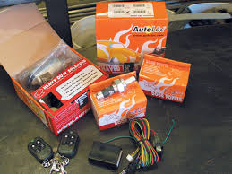 installing autoloc s remote entry system