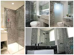Durante a reforma e escolha de revestimentos, a cor do rejunte pode passar despercebida, mas é um detalhe que faz toda a diferença. Banheiro Preto E Branco 45 Estilos E Fotos