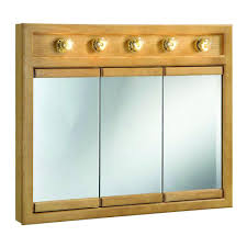 Medicine Cabinet With Light Oak Medicine Cabinet With Lights Roselawnlutheran