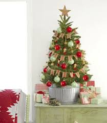 Image Small 943 In 39 Beautiful And Charming Tabletop Christmas Trees Decoration Ideas Round Decor Beautiful And Charming Tabletop Christmas Trees Decoration Ideas 13