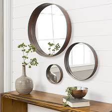 Decorative wall mirrors are the perfect accessories to use to brighten up your space and add a fun accent to your bedroom. Hallway Mirrors By Wayfair Page 1 Line 17qq Com