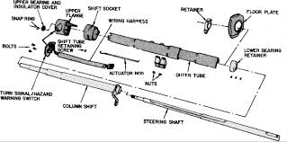 steering column exploded view ford f150 forum community of steering column exploded view non tilt jpg