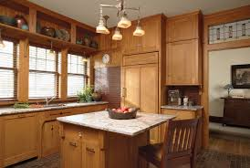 Arts And Crafts Kitchen Lighting A Clients Experience Arts Crafts Kitchen David Heide Design