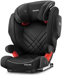 recaro monza nova 2 seatfix performance black 2017 child car seat with isofix