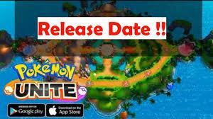 Pokémon Unite Release Date!!! Pokémon New MOBA !!! The New Console Game !!  - YouTube