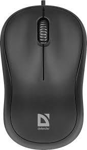 Мышка USB OPTICAL <b>PATCH</b> MS-759 BLACK 52759 <b>DEFENDER</b> ...