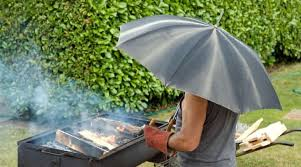 Top Tips For Grilling In The Rain The Barbecue Must Go On