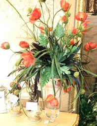 ... Silk Flower Arrangements Ideas Gorgeous Floral Arrangements Ideas For  Beautiful Home Decorating Silk Orchid Flower Arrangements ...