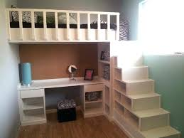 loft bed with desk top best bunk beds with stairs ideas on bunk beds elegant kids