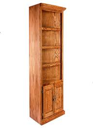 Oak Corner Shelving Corner bookcase A special place for your hobby 66