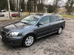 Toyota Avensis 2.0 VVT-i Linea Sol Technical Wagon Station Wagon ...