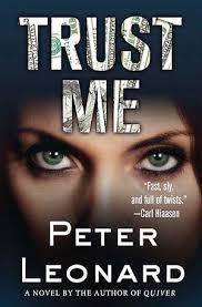 Trust Me by Peter Leonard   The List