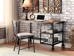 industrial style office furniture. Industrial Style Office Furniture Contemporary Inspiring Fice With Additional Wallpaper D