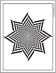 Symmetrical Coloring Pages 31877 Bemyvoicehawaii Org