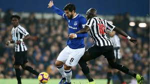 Image result for Everton 1 Newcastle 1