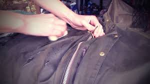cleaning jacket