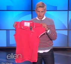 Abercrombie Muscle Fit Size Chart Ellen Blasts Abercrombie And Fitch
