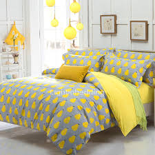 Awesome How To Shop For Kids Bedding Home Design Regarding Yellow ... & Brilliant Bright Yellow Pear Pattern Grey Cotton Teen Bedding Sets Lbd19731  5 With Regard To Yellow Kids Bedding Adamdwight.com