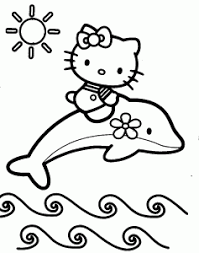 The dolphin coloring pages are thus immensely popular among young kids who count them among the favorite indulgences. Dolphins Free Printable Coloring Pages For Kids