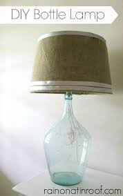 Wine Bottle Lamp Diy How To Make A Lamp Out Of A Bottle Easier Than You Think