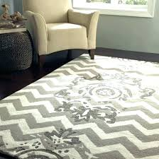 grey and white rug 8x10 grey and white rug gray and white chevron rug captivating gray