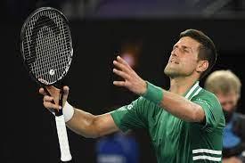 Video: Novak Djokovic Damages Court ...