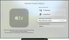 Use HDMI ARC or eARC with your Apple TV 4K (2nd generation) - Apple Support