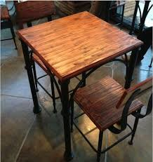 Wrought iron and wood furniture Metal Frame Wood American Iron Loft Vintage Wood Dining Tables And Chairs Wrought Iron Coffee Tables And Chairs Wrought Iron Wrought Iron Dining Table Dining Chair Afundesigncom Buy American Vintage Wrought Iron Wood Dining Table Tea Bar Tea Shop