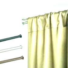 tension curtain rods spring target look at this pole ikea